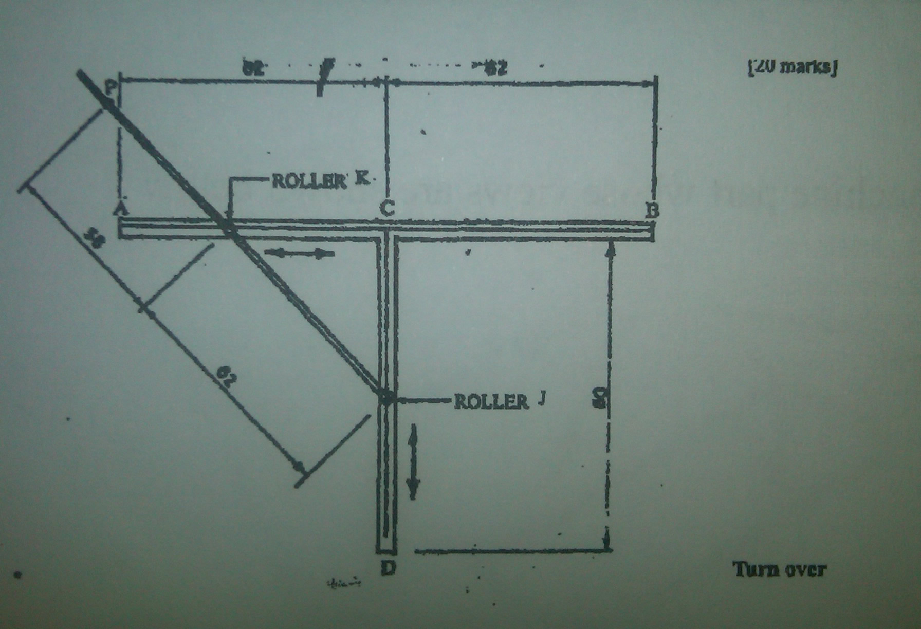 Drawing Lines By Plotting Points : Technical drawing paper nov dec