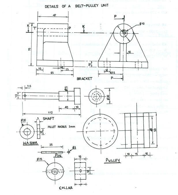 Sections And Sectional Views as well Create Hatching In Inkscape further Td221nbq2 additionally Mechanical Drawings Blueprints Cad Drawings likewise Td324mq5. on first and third angle projection